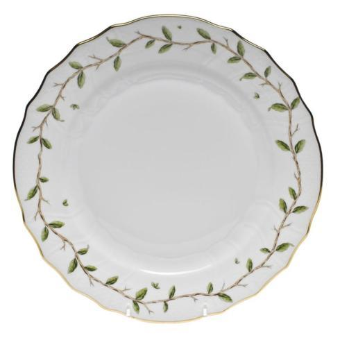 $145.00 Herend Rothschild Garden Dinner Plate