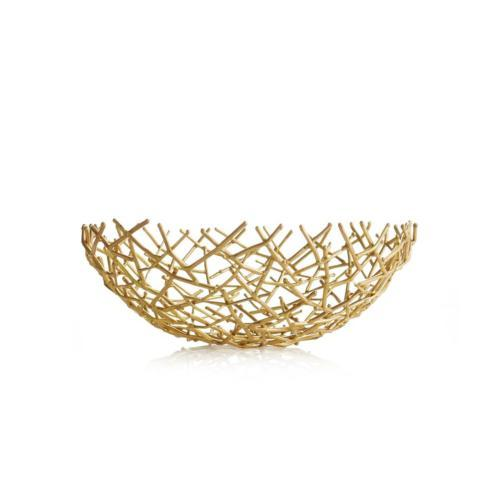 Michael Aram Medium Thatch Bowl collection with 1 products