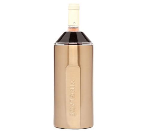 PS The Letter Exclusives   Vinglace Copper Wine cooler $89.50