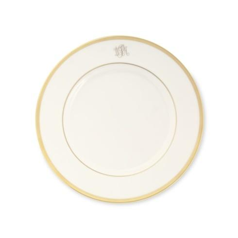 Pickard Signature   Signature Collection Gold Monogram Charger $115.00