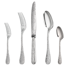 Jardin D'Eden Silver Plate collection with 10 products