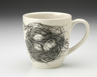 Laura Zindel Quail Nest Mug collection with 1 products