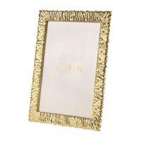 "Aerin   Aerin Ambroise Frame, Gold  5"" x 7"" $310.00"