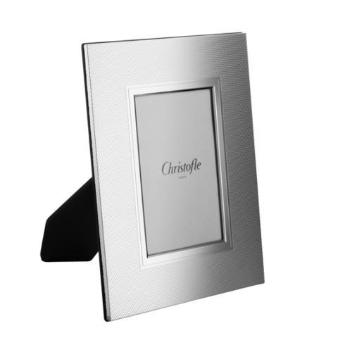 Christofle  Frames 4x6 Madison 6 Silver Plate $270.00