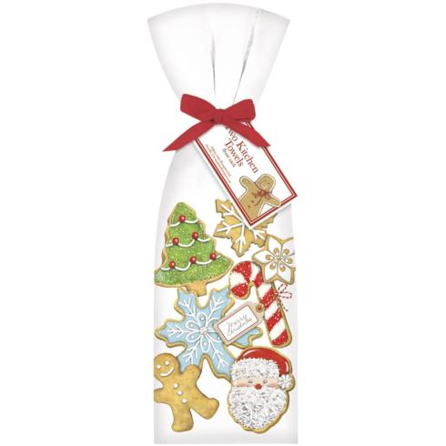 PS The Letter Exclusives   Mary Lake-Thompson Sugar Cookie Towel Set/2 $20.00