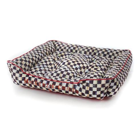 Mackenzie-Childs Medium Comfy Courtly Check Pet Bed collection with 1 products