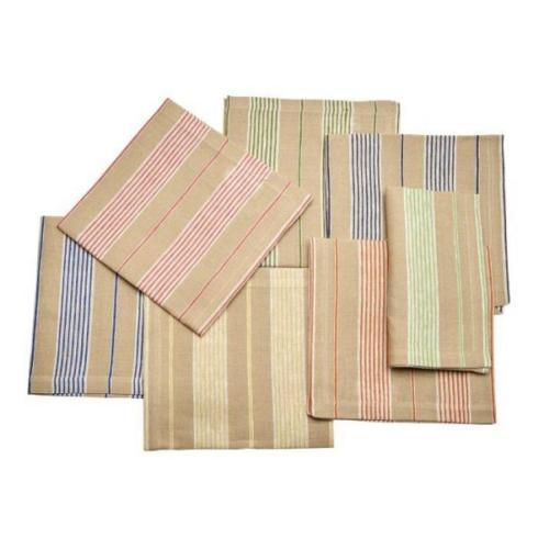 Canvas Stripe Napkin Blue collection with 1 products