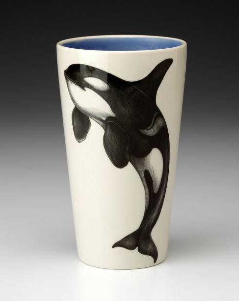 Laura Zindel Orca Whale Tumbler collection with 1 products