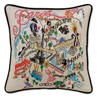 $168.00 Paris Pillow