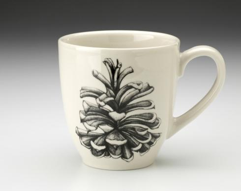 Laura Zindel Pinyon Pine Cone Mug collection with 1 products