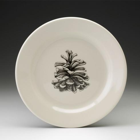 Laura Zindel Pinyon Pine Cone Salad Plate collection with 1 products