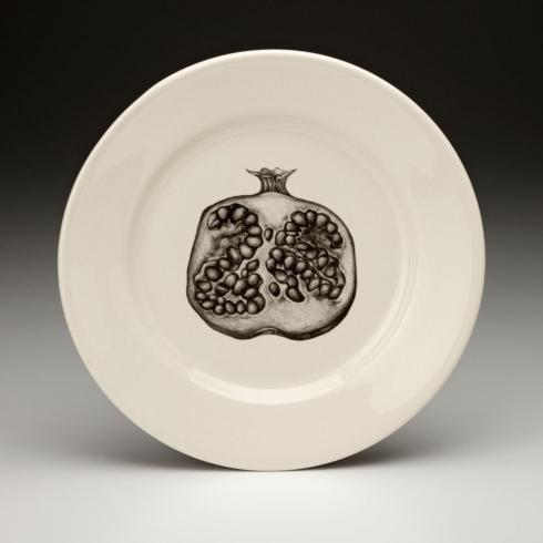 Laura Zindel Pomegranate Half Salad Plate collection with 1 products