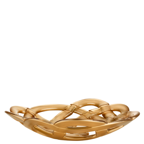 Kosta Boda Bowl Basket (Gold, Large) collection with 1 products
