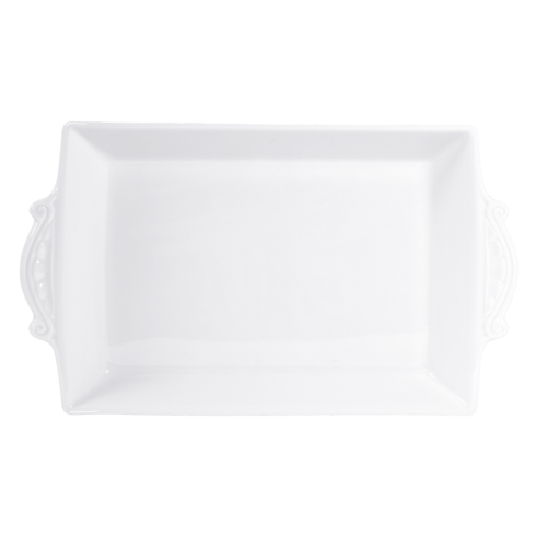 $276.00 Louvre Rectangle Baker