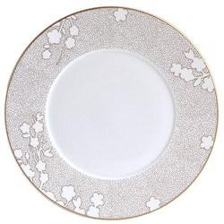 "$77.00 RÊVE Dinner plate 10.6"""