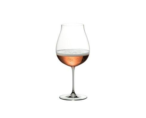 New World Pinot Noir/Nebbiolo/Rose Champagne Set of 2