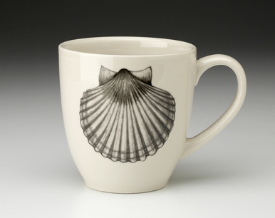 Laura Zindel Scallop Mug collection with 1 products