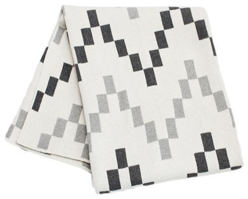 Mood Living Block Chevron Throw  collection with 1 products