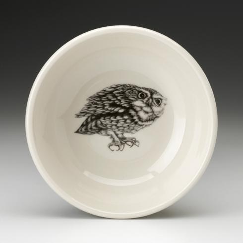 Laura Zindel Screech Owl #2 Cereal Bowl collection with 1 products