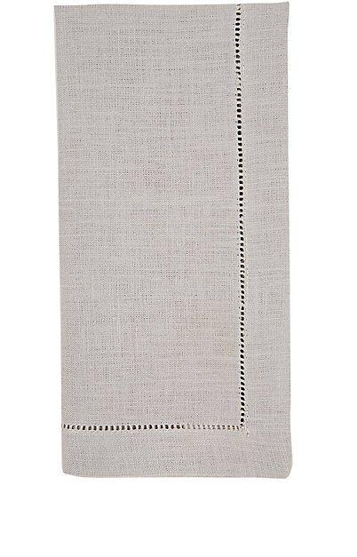 $58.00 Festival Grey Napkins Set of 4