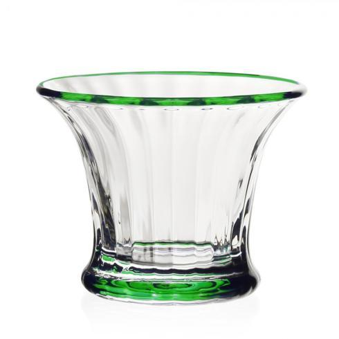 $45.00 Siena Mini Vase Green
