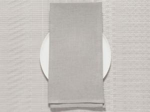 Chilewich   Single Sided Napkin - Bone $9.50