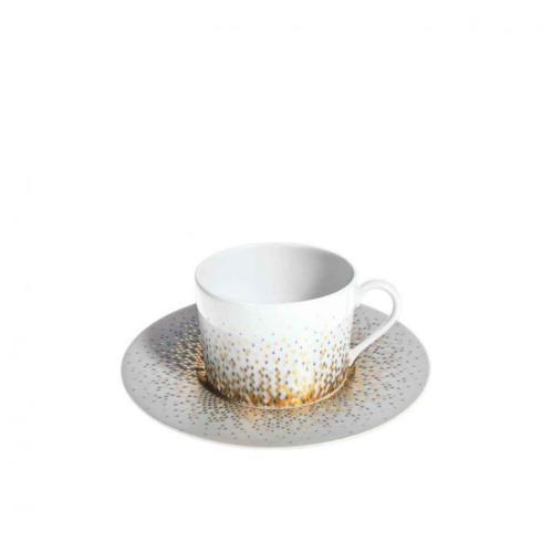 Haviland Souffle d'Or Tea Cup and Saucer collection with 1 products