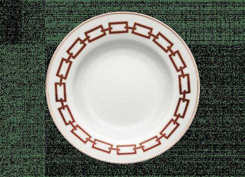 Richard Ginori 1735 Catene Scarlatto Soup Plate- Set of 2 $180.00