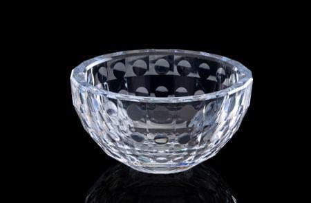 """$52.00 Geometric Bowl 7"""""""