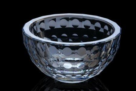 """Grainware   Geometric Bowl 10"""" $117.00"""