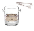 Truro Platinum Ice Bucket with Tongs collection with 1 products