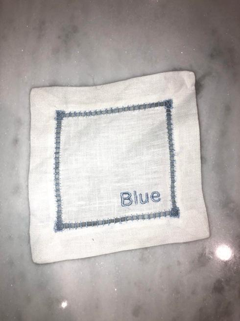 $12.00 Ladder Stitch Cocktail Napkin