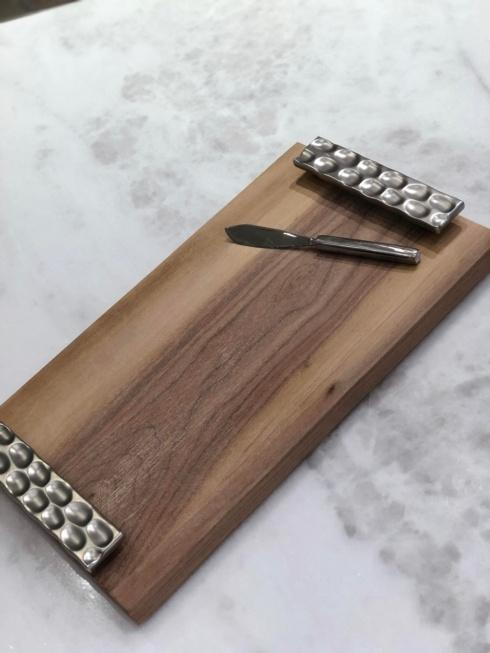 $150.00 Wood Cheeseboard