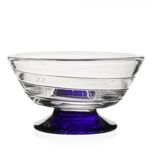 $125.00 Vanessa Nut Bowl Sicilian Blue