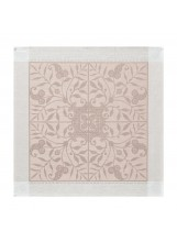Le Jacquard Francais Venezia Ash Beige Napkin collection with 1 products