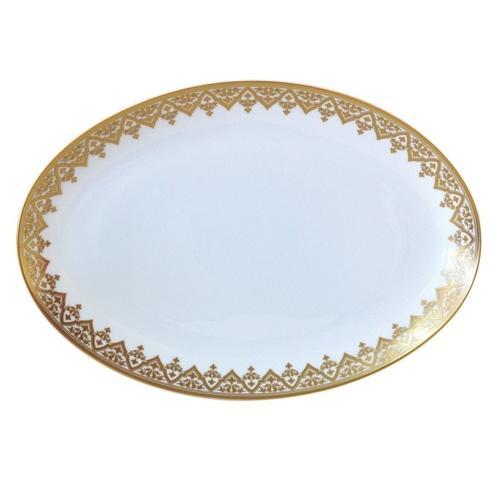 """$636.00 Oval Platter 15"""""""