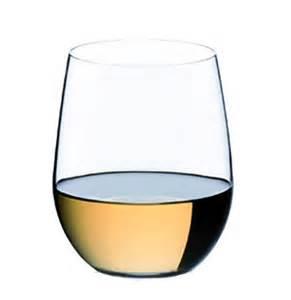Riedel  O Wine Tumbler O Wine Chardonnay/ Viognier (Set of 2) $29.50