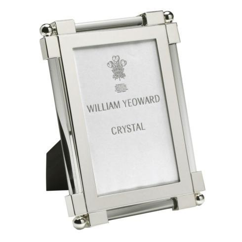Classic Clear Glass Frame 4x6