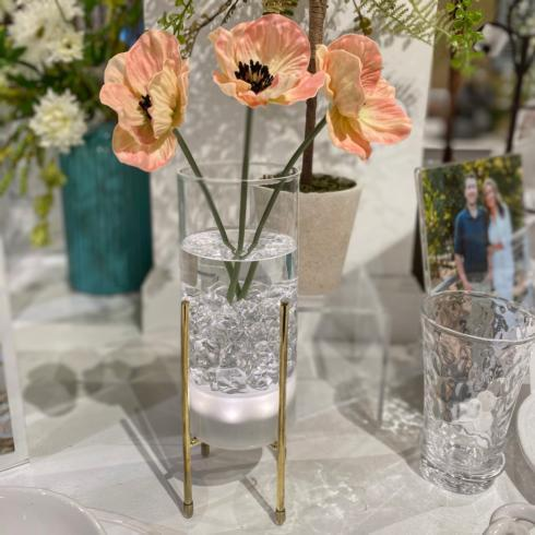 $19.50 Lighted Vase - with timer