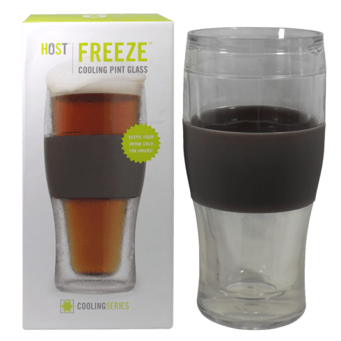 $21.00 Host Freeze Pint Glass