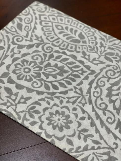 $16.50 Placemat - Shadow Gray