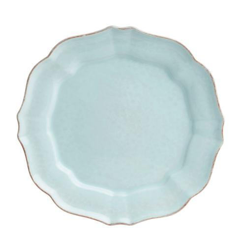 Plum Southern Exclusives   Casafina Salad Plate (Impressions - Robin's Egg Blue) $25.00
