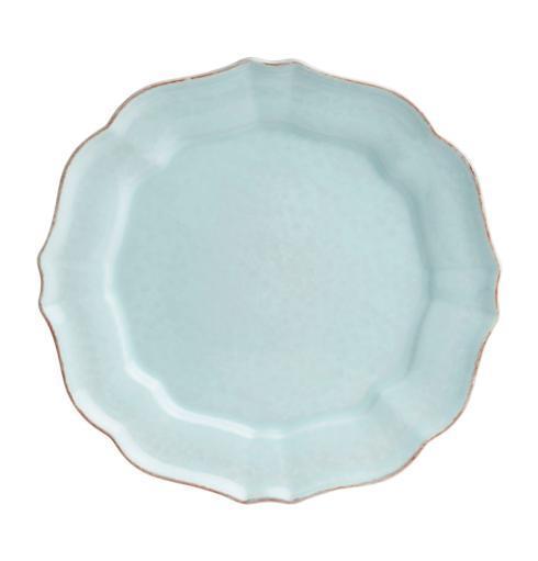 $25.00 Casafina Salad Plate (Impressions - Robin\'s Egg Blue)
