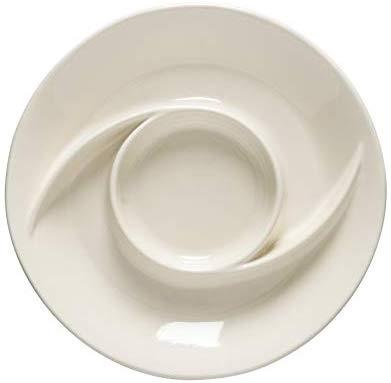 $36.00 Casafina-Cook & Host-Chip & Dip - White