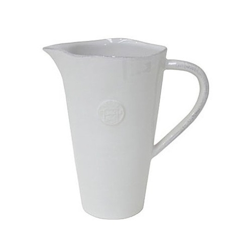 Pitcher white collection with 1 products