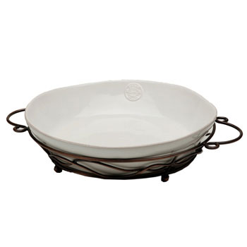 Plum Southern Exclusives   Pasta Server wStand $89.00