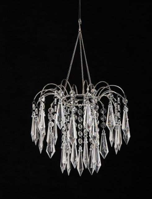 $130.00 Acrylic Crystal Chandelier