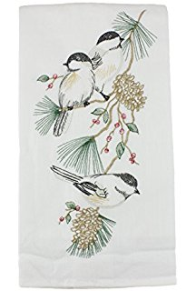 Chickadee Dishtowel collection with 1 products