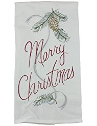 $8.50 Merry Christmas Dishtowel