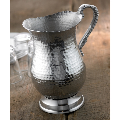 Hammered Pitcher collection with 1 products